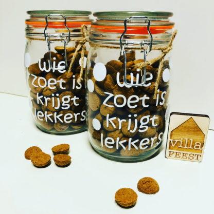 Voorraadpot Sinterklaas